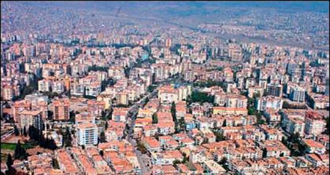 İzmir'de temmuzda 5 bin konut satıldı