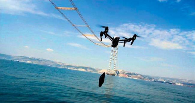 Turkcell şebekesinde 'drone' teknolojisi