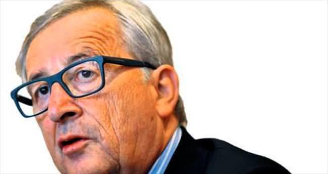 Juncker: Gerçek Avrupa bu değil