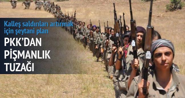 PKK'nın etkin pişmanlık tuzağı
