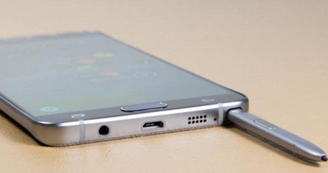 Galaxy Note 5'in büyük sorunu ortaya çıktı!