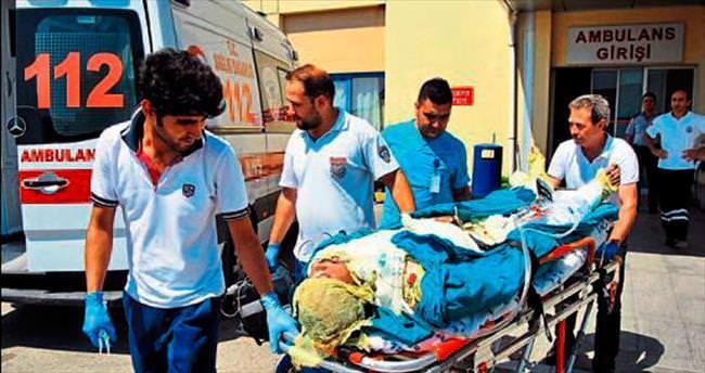 Anne öldü, 2 oğlu yaralandı