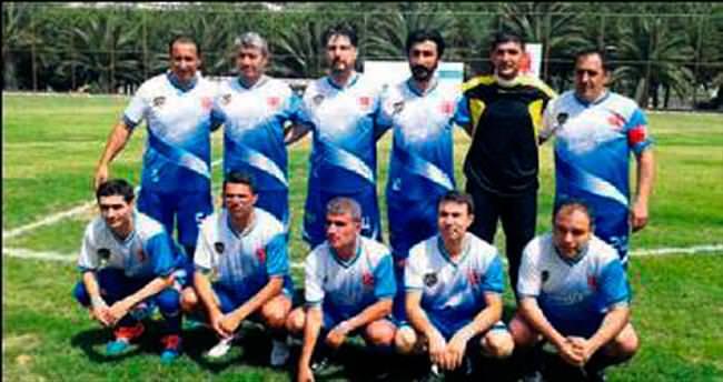 Sakarya Zaferi'ne turnuvalı kutlama