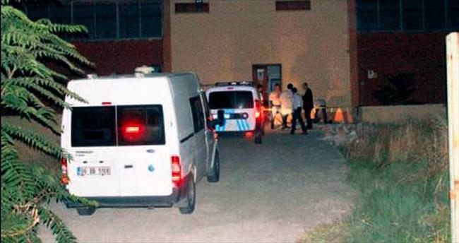 Trafo hırsızı elektriğe çarpıldı