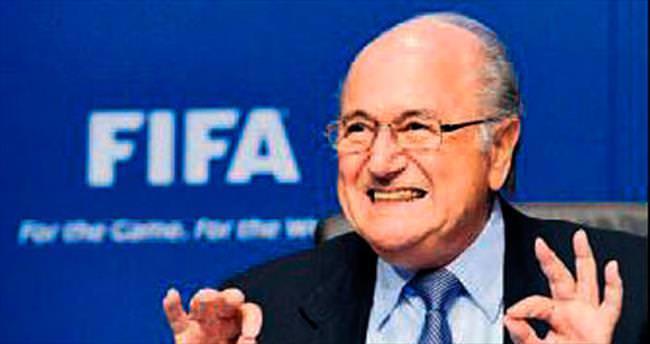 Blatter: Ben temizim!