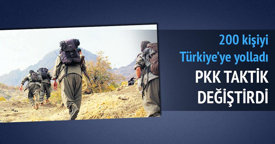 PKK, IŞİD'in taktiğini Türkiye'ye taşıdı