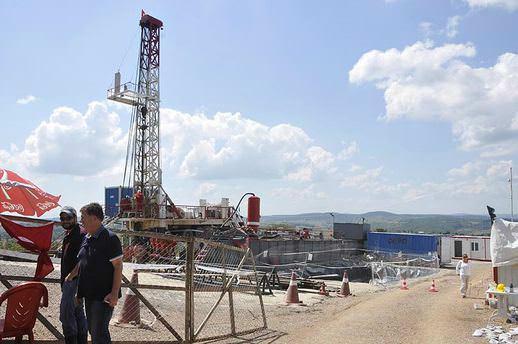 Kandıra'da doğalgaz heyecanı!