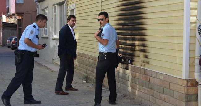 Malkara AK Parti İlçe Başkanı'na saldırı