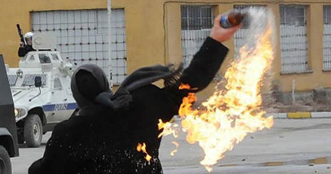 Diyarbakır'da 100 molotof kokteyli ele geçirildi