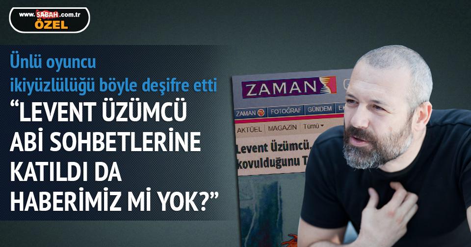 Ahmet Yenilmez: Levent Üzümcü abi sohbetlerine katıldı da bizim haberimiz mi yok?