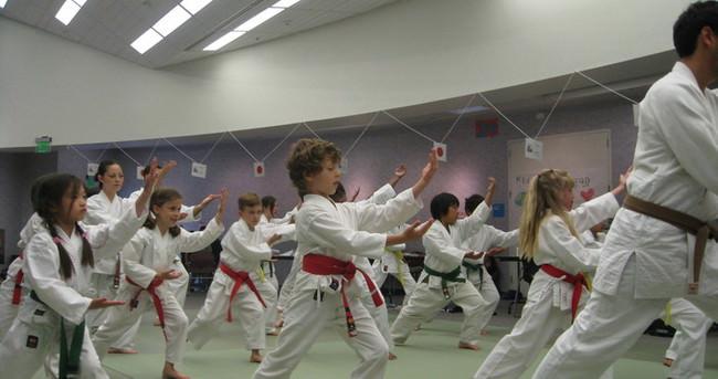Bu spor çocuklarda kas gelişimini arttırıyor