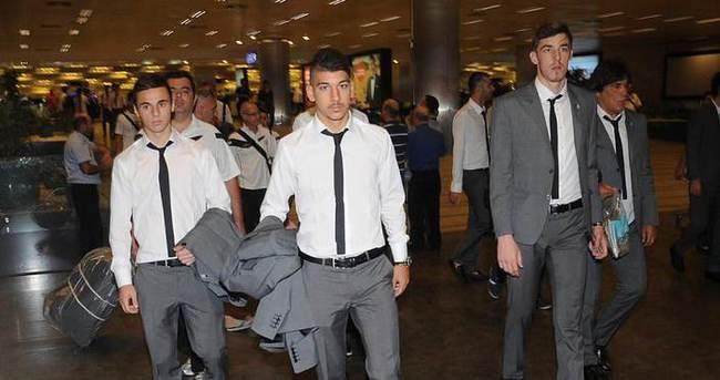 Atromitos İstanbul'a geldi