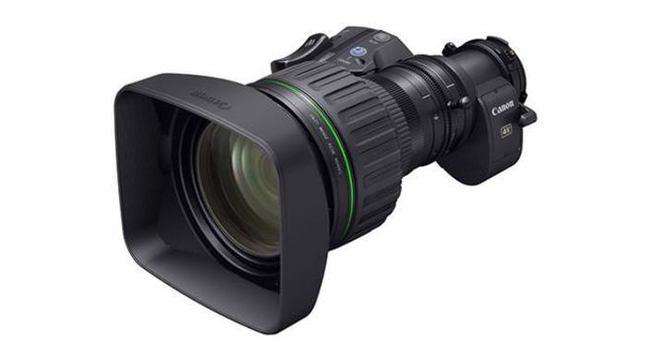 Canon'dan dünyanın ilk geniş açılı 4K yayın lensi