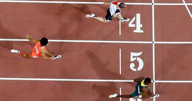 Ramil Guliyev, 200 metrede finalde