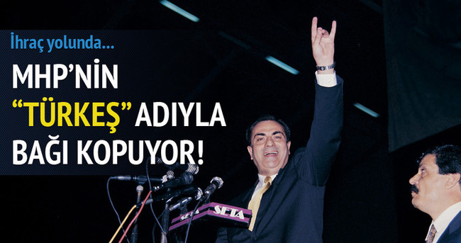 Tuğrul Türkeş disipline sevkedildi!