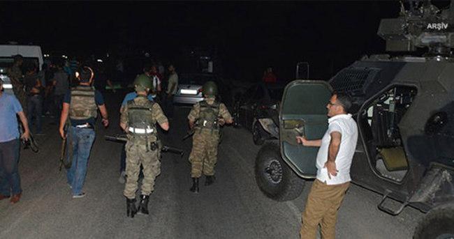 Tunceli'de PKK'lılar jandarma karakoluna saldırdı