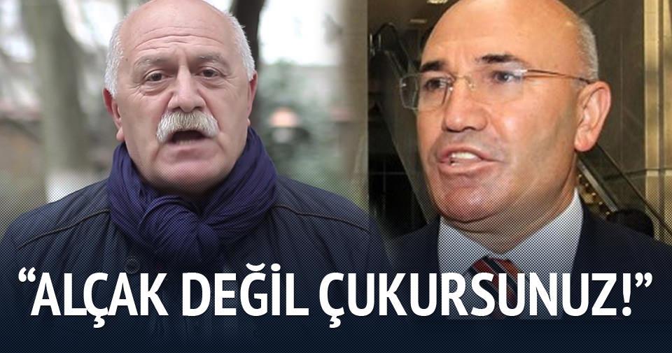 Sümeyye Erdoğan'a çirkin iftira