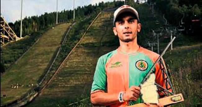 Ahmet Arslan kupayla döndü