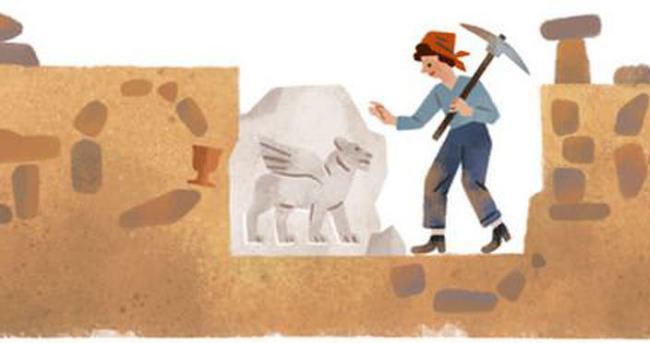 Halet Çambel Google'un doodle ekranında! Halet Çambel Kimdir?