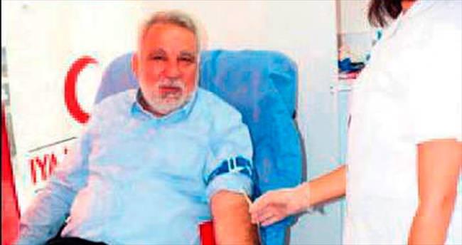 Yeni Asır'dan kutlama yerine kan bağışı kampanyası