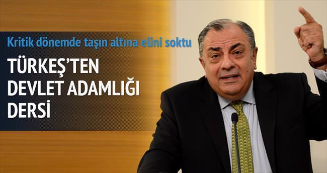 Siyasette Türkeş farkı