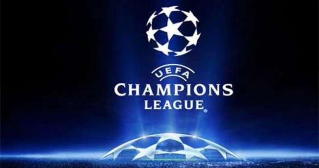 UEFA Şampiyonlar Ligi'nde gecenin toplu sonuçlar