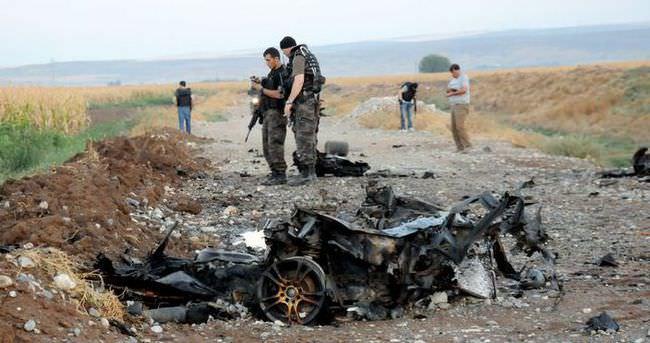 Batman ve Kars'ta PKK bombaları imha edildi