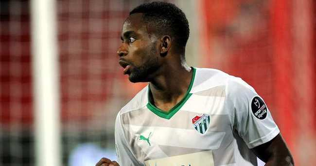 Bakambu, Bursaspor'dan neden ayrıldığını açıkladı