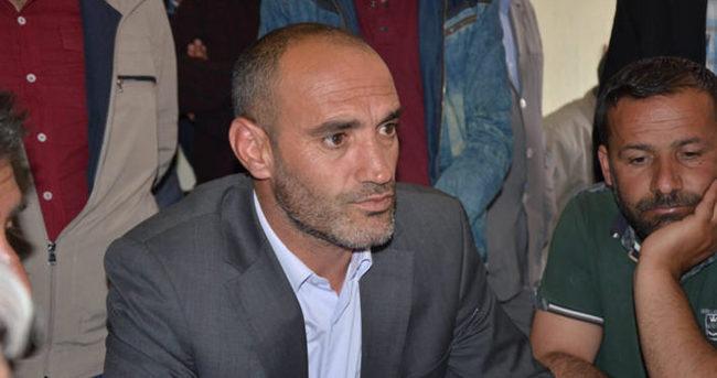 HDP'li başkan suçüstü yakalandı