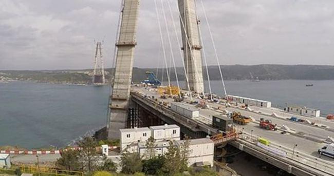 Üçüncü köprü bağlantı yolları ihalesi ertelendi