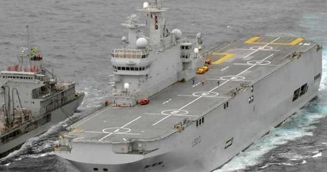 Fransa Rusya'ya savaş gemileri için tazminat ödedi