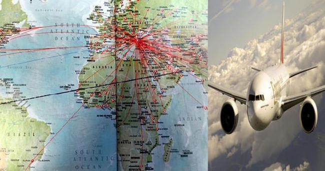 Dünyanın en uzun aktarmasız uçuşu için geri sayım