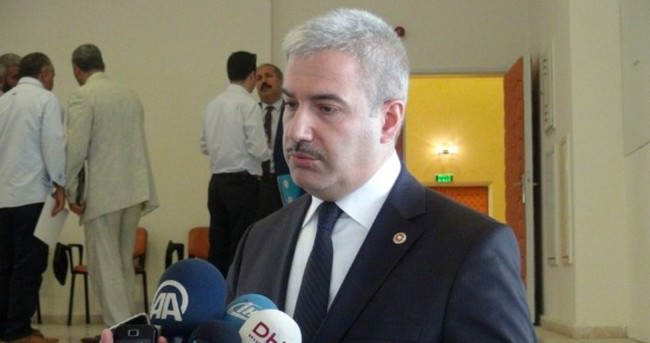 Başdanışman Suriye'ye örülecek duvarla ilgili konuştu