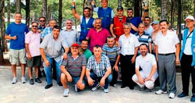 Zafer Kupası için yarıştılar
