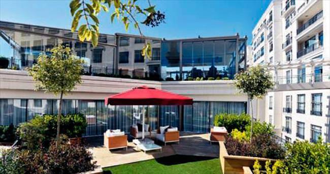 Park Prestige Suites dolulukta % 75'i yakaladı