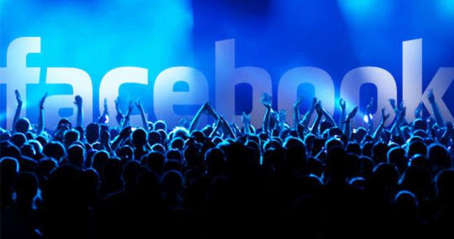 Facebook'u bir günde 1 milyar kişi kullandı!