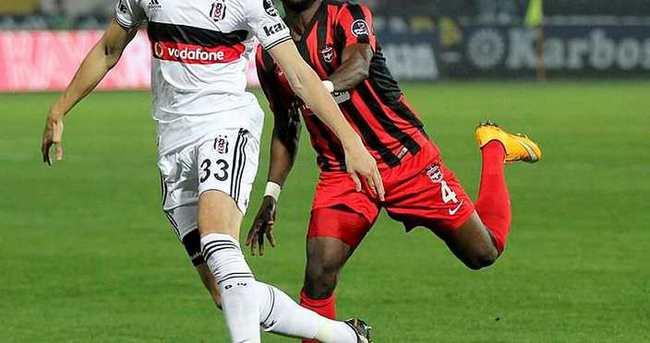 Gaziantepspor - Beşiktaş maçı muhtemel 11'leri