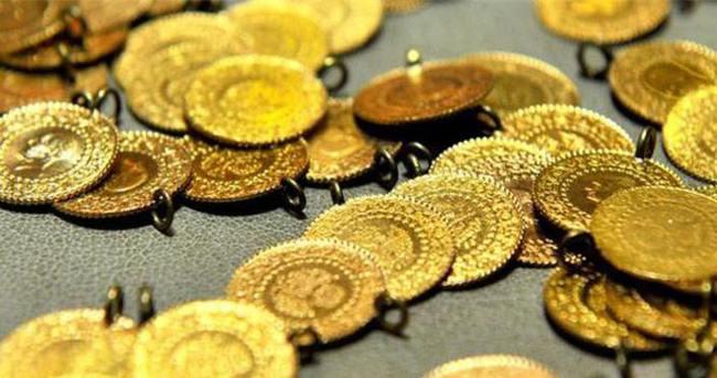 Çeyrek altın 174 lira oldu