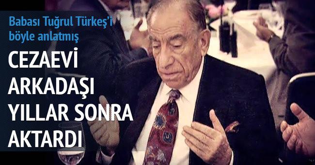 Alparslan Türkeş oğlu Tuğrul Türkeş'i böyle anlatmış!