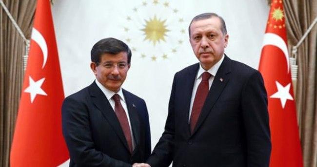 Erdoğan - Davutoğlu görüşmesinin saati değişti