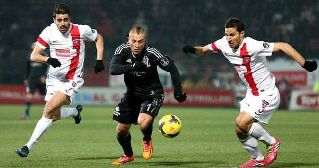 Beşiktaş deplasmanda farklı yendi