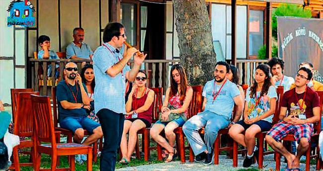 'Müzik Köyü' kuruldu