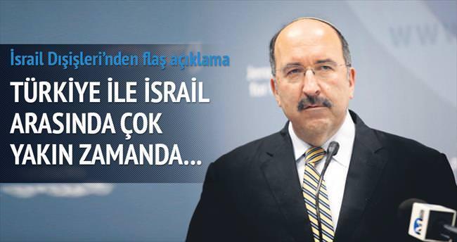 İsrail: Türkiye ile normalleşme yakın