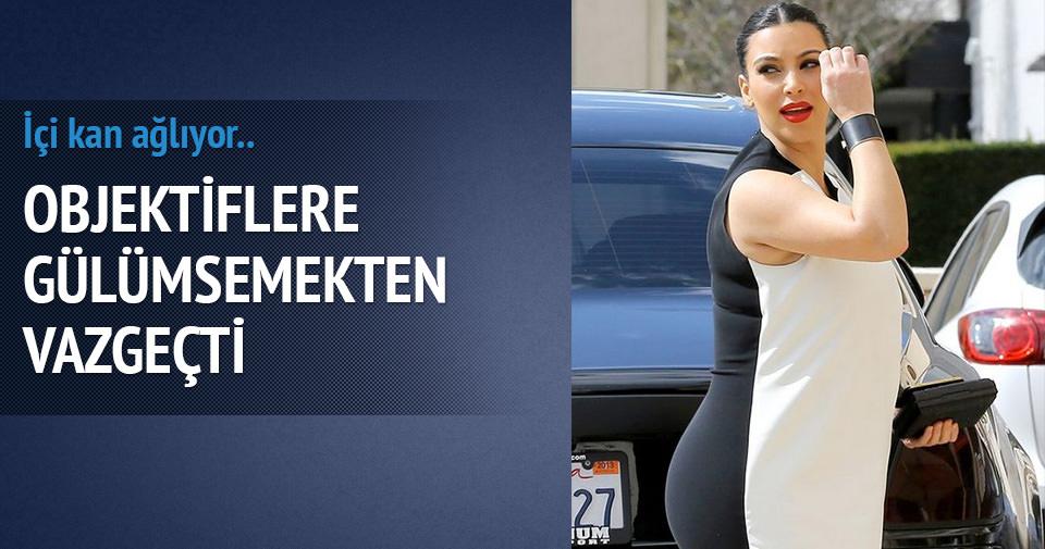 Kim Kardashian: içim kan ağlıyor
