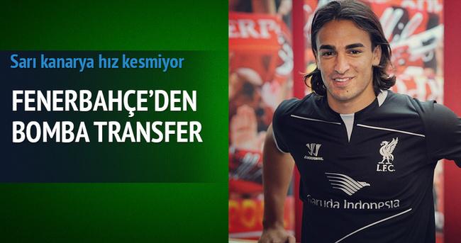 F.Bahçe'nin yeni transferi Markovic geliyor