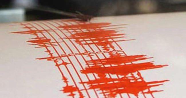 Tekirdağ'da 3,6 şiddetinde deprem