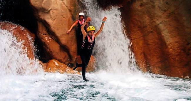 Adrenalin kanyonu