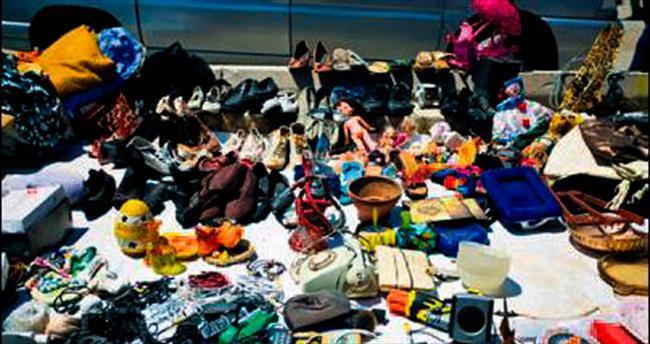 Eskiciler pazarında bir gün
