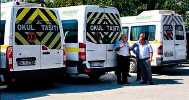 Bursa'da okul servisine mini zam