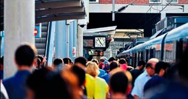 İZBAN 300 milyon yolcu sayısına ulaştı